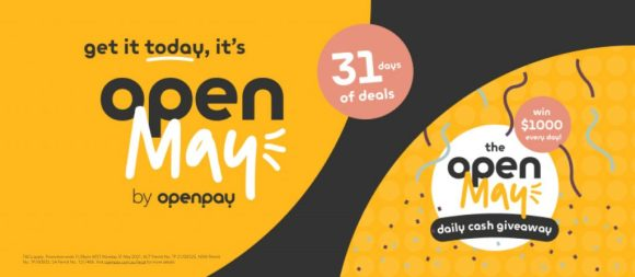 OpenMay