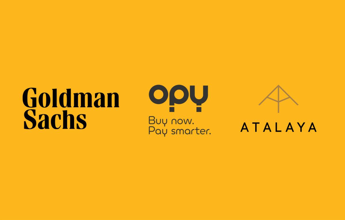 Opy Goldman Sachs Atalaya Funding