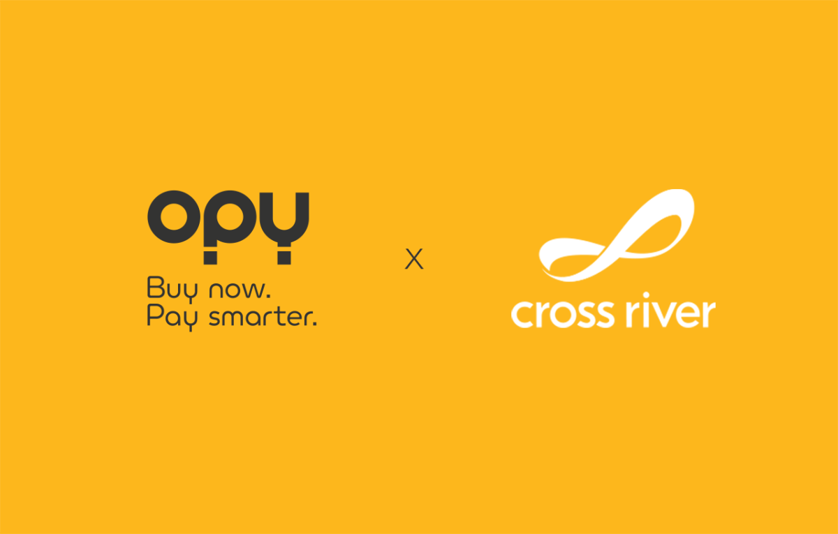 Opy and Cross River Bank partnership