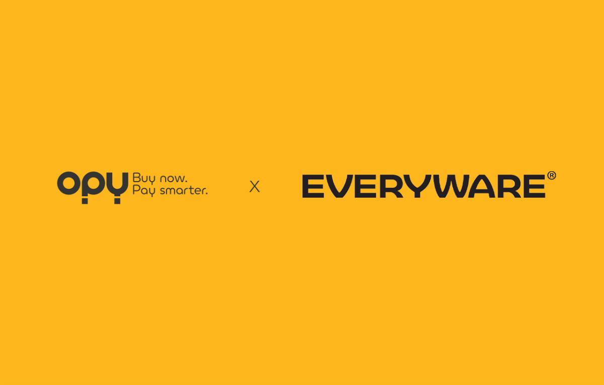 Opy and Everyware Partnership